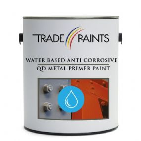 Water Based Metal Primer | paints4trade.com